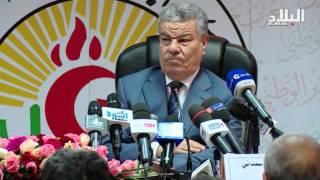 """سعداني يتهجّم على """"رشيد نكاز"""" ويتحدى المعارضة بتحقيق شرط واحد"""
