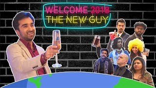 Video EIC: Welcome 2018 - The New Guy download MP3, 3GP, MP4, WEBM, AVI, FLV Januari 2018