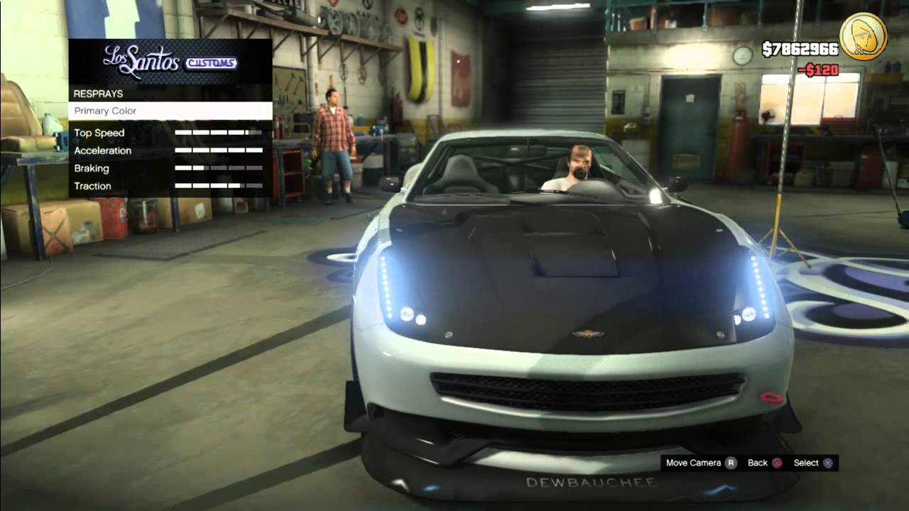 Gta 5 online new tunando o novo carro quotscramjetquot - 4 3