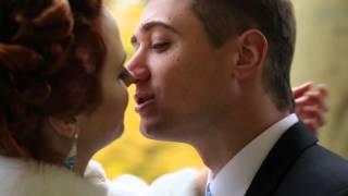 Весёлая заводная свадьба Стаса и Елены