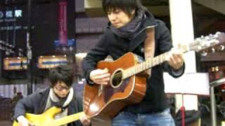 2009・3・29(日) オンスタイル (松本弘平Vocal.Guitar、ヤノイチロウ...