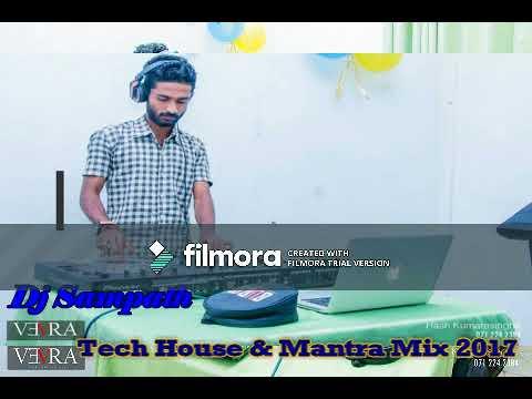 Best Party Tech House & Mantra  Mix 2017_Dj Sampath