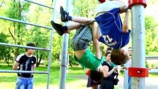 #ВоркаутВАО в районе Вешняки. Видео с Мастер класса по WorkOut.(, 2013-06-06T08:10:21.000Z)