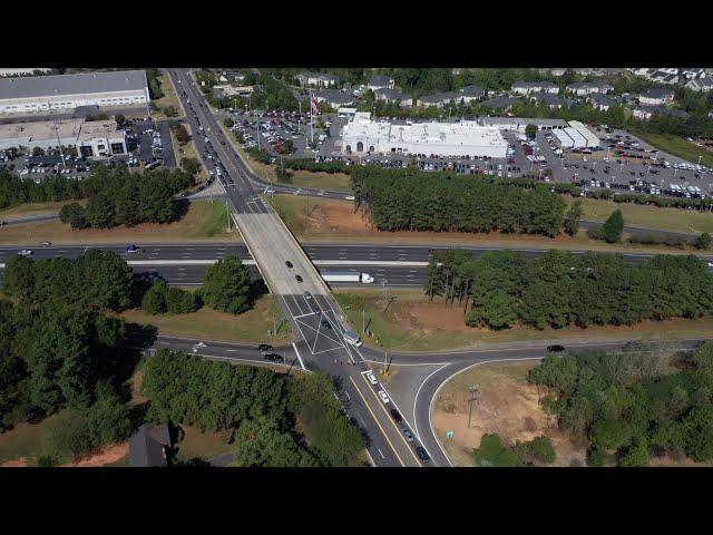 I-77 & Gold Hill Bridge Construction Update