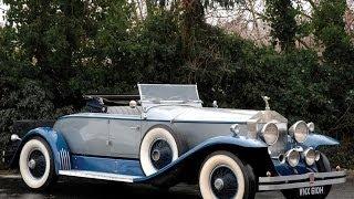#262. Лучшие авто - Rolls-Royce Silver Ghost 40 50