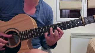 """""""Les Petits Poissons"""" - French Lullaby - Acoustic Fingerstyle Guitar Cover - Hugo Martin"""