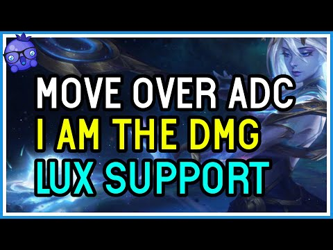 AP LUX Support will make you LOVE Support again! - League of Legends