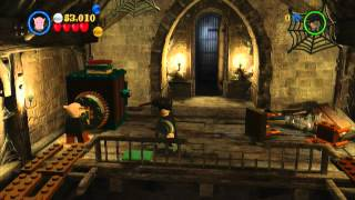 Lego Harry Potter Years 1-4 Walkthrough- The Dark Tower Free Play