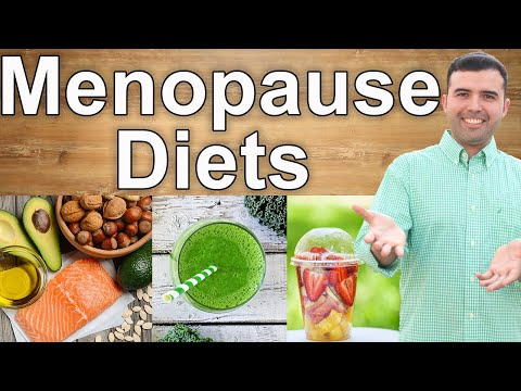 Menopause Diet What foods are great for menopause