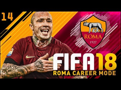 FIFA 18 Roma Career Mode S2 Ep14 - HE SCORES 99 9% OF THE TIME!!