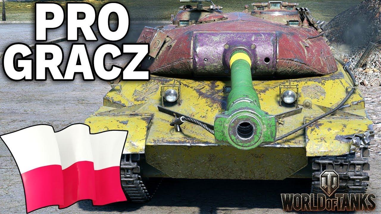 PRO GRACZ – World of Tanks