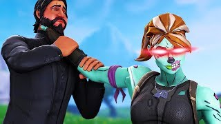 i can only kill LEGENDARY skins in fortnite... (so hard)