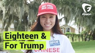 Why This 18-Year-Old is Voting for Donald Trump