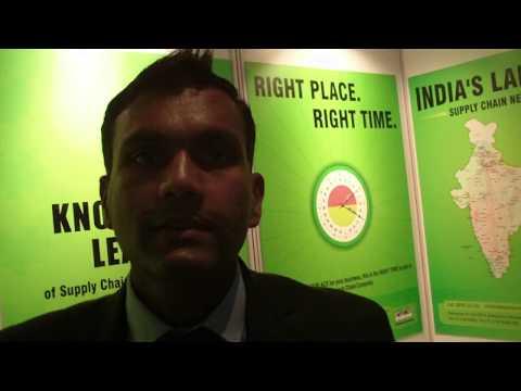 4 of 5   Vineet Kanaujia, Vice President -- Marketing, Safexpress Pvt Ltd