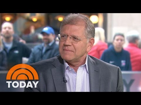 'Allied' Director Robert Zemeckis: Brad Bitt, Marion Cotillard Have Chemistry | TODAY