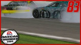 FINALLY GOT MY REVENGE! | NASCAR Thunder 2004 Career Mode S3 Ep. 83
