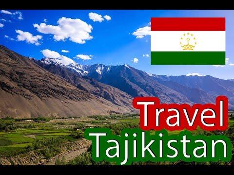 🇹🇯 Travel Tajikistan - Pamir Mountains and spiritual places 🇹🇯