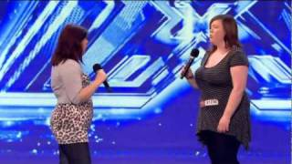 Ablisa X Factor Audition & Fight HQ