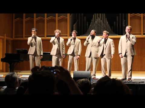 Biola King's Men - Bless The Lord O My Soul / All Hail The Power of Jesus' Name