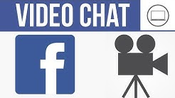 How to video chat on Facebook from your computer | laptop | PC | 2019