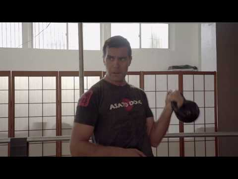 Asato Dojo, Naha City, Okinawa -  Fitness Training
