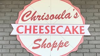 Chrisoula&#39s Cheesecake Shoppe - Pensacola is Paradise with Matt Jones