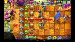 Plants vs. Zombies 2 Jurassic Marsh Part 1 Dev Diary