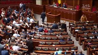 Як відбуватимуться дострокові парламентські вибори