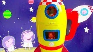 Peppa Pig Spaceship Space Rocket - Peppa Pig toys