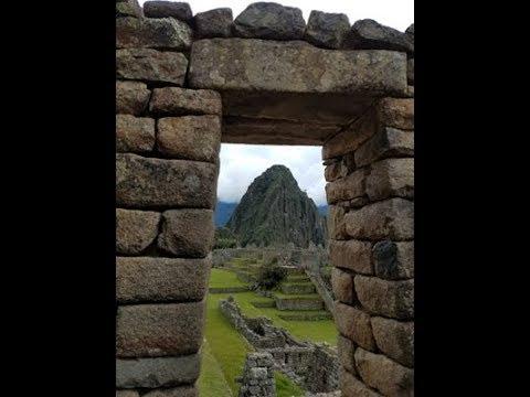 Cusco's amazing ancient ruins. One of the world's most mysterious places - Peru