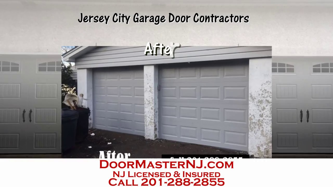 Garage Doors Jersey City NJ Door Repair Opener Installers Of Jersey City  Hudson NJ