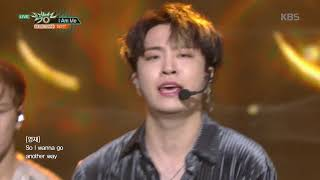 뮤직뱅크 Music Bank - I Am Me - GOT7.20180921