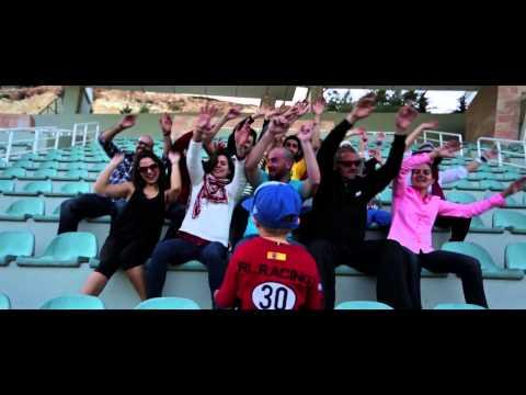 Happy - Pharrell Williams - Amman, Jordan