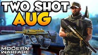 2 Shot Aug Best Class Setup is Insane | Modern Warfare Best Guns
