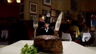 Holiday Commercial - Illinois Office of Tourism - Mini Abe - Be More Nom Nom Mmm