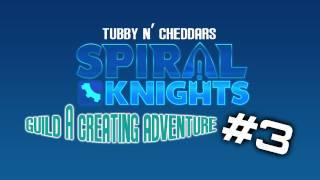 SPIRAL KNIGHTS: Emu and Cheddar