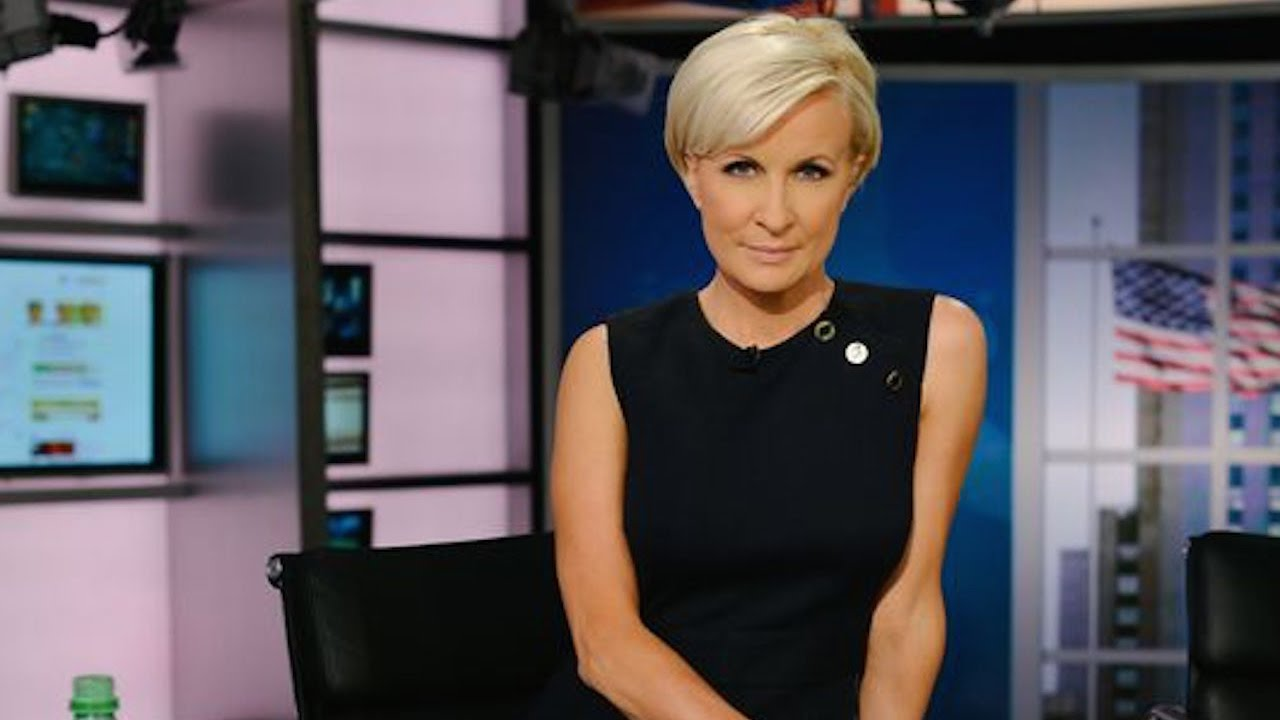'Morning Joe' Co-Host Mika Check Out the Rock Scarborough Bought Me