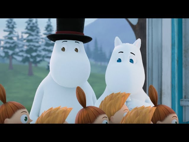 Moominvalley trailer: New TV series features Kate Winslet, Taron