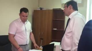 Юрий Луценко добил одесского прокурора Валерия Белого