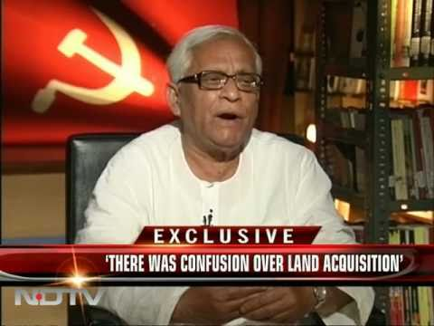 Singur and Nandigram were our biggest mistakes: Buddhadeb