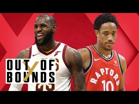 DeMar DeRozan's Depression; LeBron to 76ers?; Chipper Slams Guns | Out of Bounds