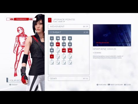 Mirror's Edge Free Runner -Live Recording-