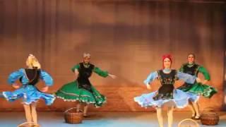 """Шаян бейеуе - танцевальный коллектив """"Сибай"""" (филармония)"""