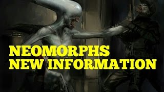 Neomorphs What We Now Know - Alien: Covenant News
