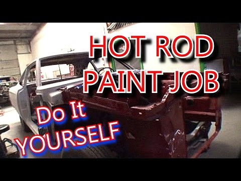 """1968 Plymouth Road Runner """"RESTORATION""""-HOT ROD EXTRAVAGANZA EXTREME-Part 3"""
