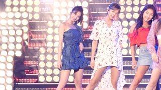 180717 #열린음악회 제헌절 70주년  #트와이스 #사나 'Dance the night party' 4k 60p 직캠 by nellen