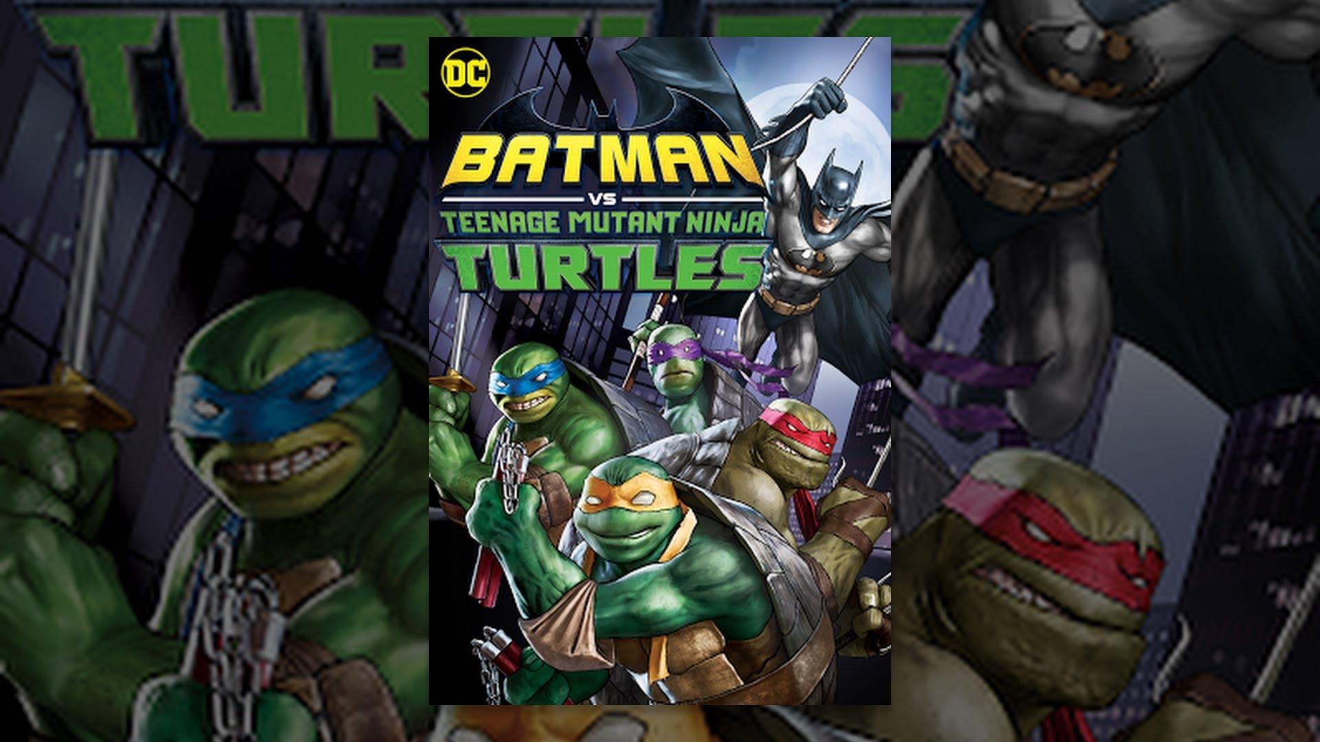 Download Batman vs. Teenage Mutant Ninja Turtles