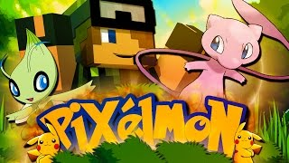 crew pixelmon my new legendary pokemon part 16 minecraft pokemon mod