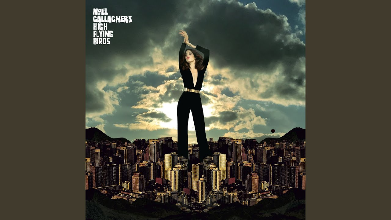 Noel Gallagher's High Flying Birds - Blue Moon Rising (7'' Mix)