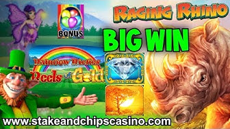 QUICK ONLINE CASINO VISIT - IN & OUT TO CASHOUT ?? 🚨 BIG WIN SLOTS BONUS ROUND🚨
